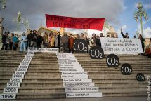 Collectif Vélos en Ville Marseille Alternatiba'ïoli 2015 COP21
