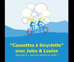 cAUSETTES À bICYCLETTE LOUISE