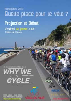 quelle place pour le vélo - Why We Cycle